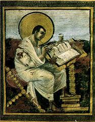 The Evangelist Matthew