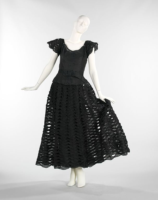 Chanel Little Black Dress Design