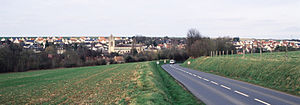 Évrecy - Image: Evrecy part view