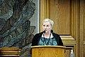 Ewa Bjorling (M) Sveriges samarbetsminister. Nordiska radets session 2011 i Kopenhamn (1).jpg