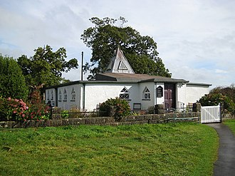 A La Ronde - Image: Exmouth, Point in View Chapel geograph.org.uk 1038777