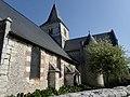 Exterieur Eglise Saint-Michel Saint-Wandrille.JPG