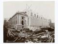 Exterior marble work - northwest corner (NYPL b11524053-489526).tiff