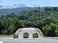 Extrémité du Pont Morens à Montmélian (juin 2017).JPG