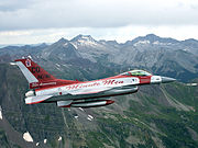 F-16C Colorado ANG in Minute Men paint 2006
