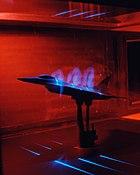 F-16XL Scamp Flow Visualization Test - GPN-2000-001935