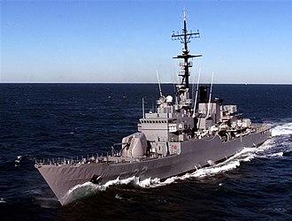 Bolivarian Navy of Venezuela - Image: F 22 Almirante Briòn