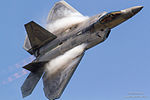 F-22 Raptor at the Melbourne (FL) Air and Space Show, March 2015.jpg