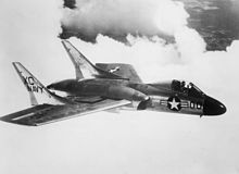 F7U-3 Cutlass of VX-3 in flight c1955.jpg