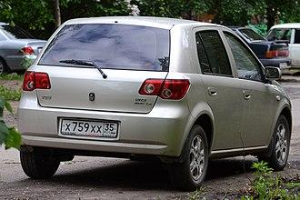 FAW Vita - FAW Vita rear