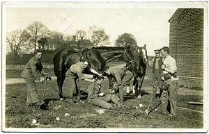 Frederick Christian Palmer - World War I soldiers