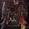 FEELINGS by Dr. Mostafa Sadek , Acrylic on canvas , 40* 40 cm.jpg