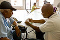 FEMA - 39168 - FEMA Representative speaks with a resident in Puerto Rico.jpg