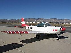 FFA AS-202 Bravo N7746B-090117-01-8