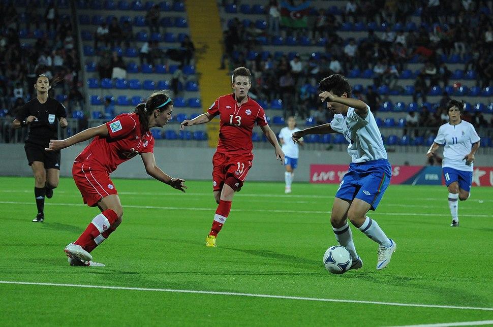 FIFA U-17 Women's World Cup 2012 11