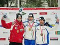 FIL European Luge Natural Track Championships 2010 - Men's Singles Prize Giving Ceremony.jpg