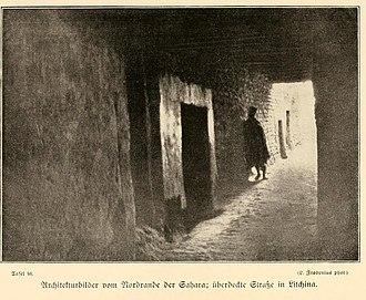 Lichana - Lichana in 1911