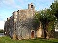 FR 17 Villeneuve-la-Comtesse - Villenouvelle - Église 02.JPG