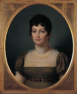 Alexandrine de Bleschamp French-Italian princess
