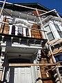 Facade Undergoing Renovation - Federal Hill - Providence - RI - USA (7097631683).jpg