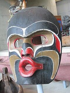 Dzunukwa Kwakwakawakw deity