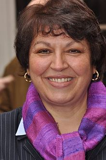 Description de l'image  Fadila Mehal 2011.jpg.