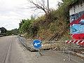 Failure of retaining wall (Chieti Scalo).jpg