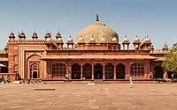 Fatehpur Sikri near Agra 2016-03 img04.jpg