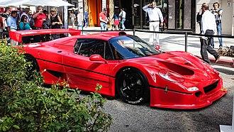 Ferrari F50 GT - Image: Ferrari 1996 F50 GT (15621058965)
