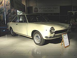 Fiat 124 Sport Coupé - Fiat 124 Sport Coupé AC
