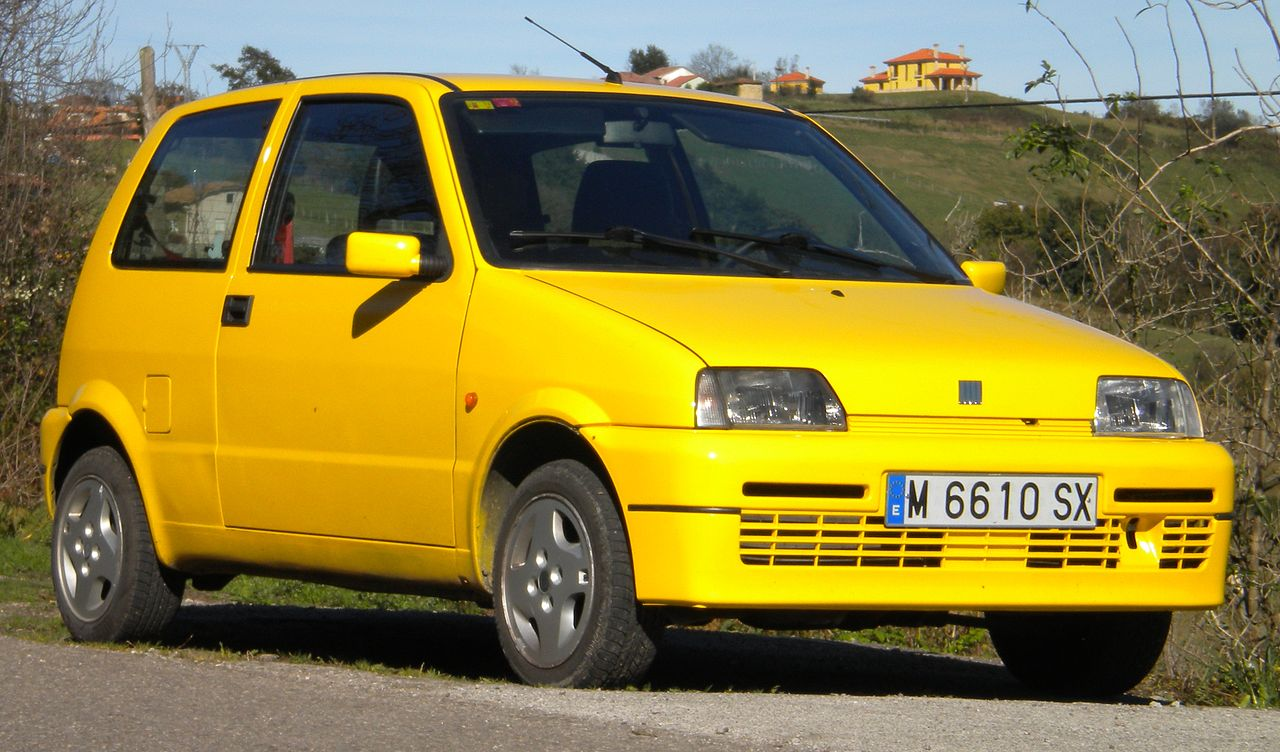 5 things i love hate about my fiat seicento sporting youtube. Black Bedroom Furniture Sets. Home Design Ideas