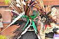Fiestas Patrias Parade, South Park, Seattle, 2015 - 194 - 'Aztec' dancers (20968022833).jpg