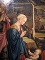 Filippo lippi e aiuti, natività coi ss. giorgio e vincenzo ferrer, 1465-67, da s.domenico, prato, 02.jpg