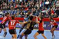 Finale de la coupe de ligue féminine de handball 2013 081.jpg