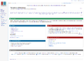Finnish main page of Wikidata.png