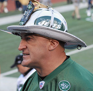 Fireman Ed - Fireman Ed at a game in 2008.