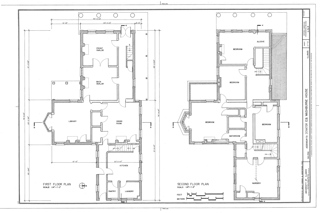 House Plans Drawing