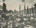 First pilgrims at Tricakti, Karya Pudja Pancha Wali Krama 1960, p27.jpg