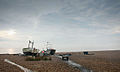 Fishing boats on the beach at Aldeburgh - geograph.org.uk - 1739.jpg