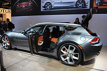 The Fisker Surf Was Unveiled At 2017 Frankfurt Motor Show