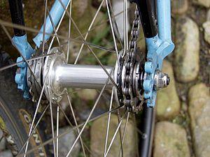 自転車の 自転車 固定ギア フリーギア : Fixed Gear Cog