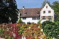 Flaach - Schloss mit Oekonomie, Trotte und Brunnen, Schloss 396 2011-09-25 13-19-44.JPG