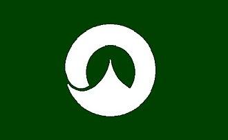 Tamayama, Iwate - Image: Flag of Tamayama Iwate