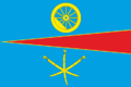 Flag of Tatcinskoe (Rostov oblast).png