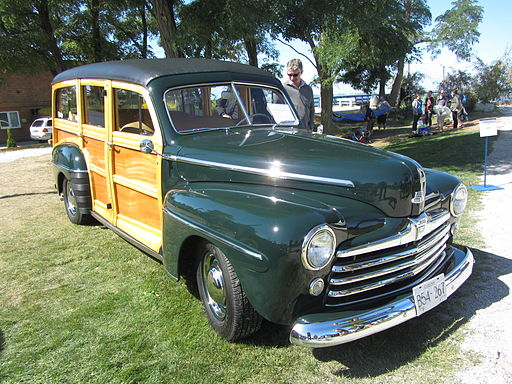 Flickr - Hugo90 - 1948 Ford Station Wagon