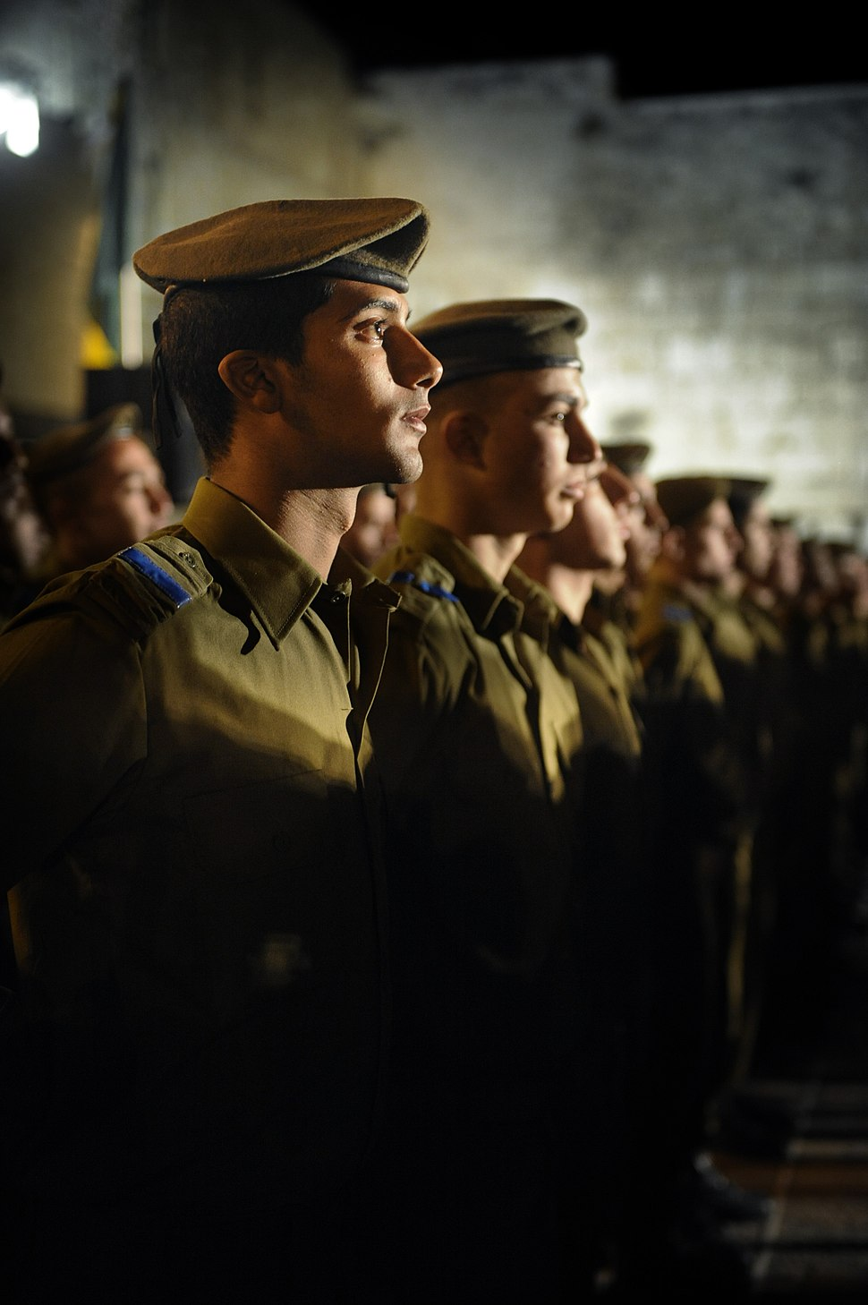 Flickr - Israel Defense Forces - Golani Swearing-In Ceremony, Jan 2011
