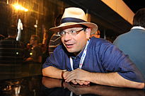 Flickr - Wikimedia Israel - Wikimania 2011 Early Comers' Party (13).jpg