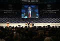 Flickr - World Economic Forum - Wen Jiabao, Klaus Schwab - Annual Meeting of the New Champions Tianjin 2008.jpg