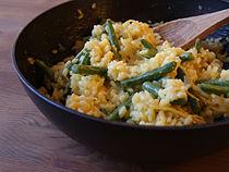 Flickr - cyclonebill - Risotto med citron og grønne bønner.jpg