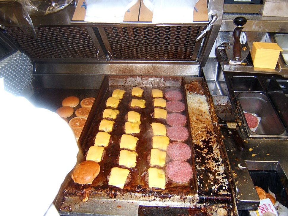 Flickr XP-ert 489502412--Cheeseburgers on grill